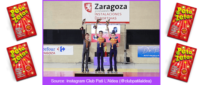 FIGURE SKATING SPANISH CHAMPIONSHIP 2019
