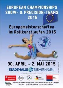 Bremerhaven skating championship 2015
