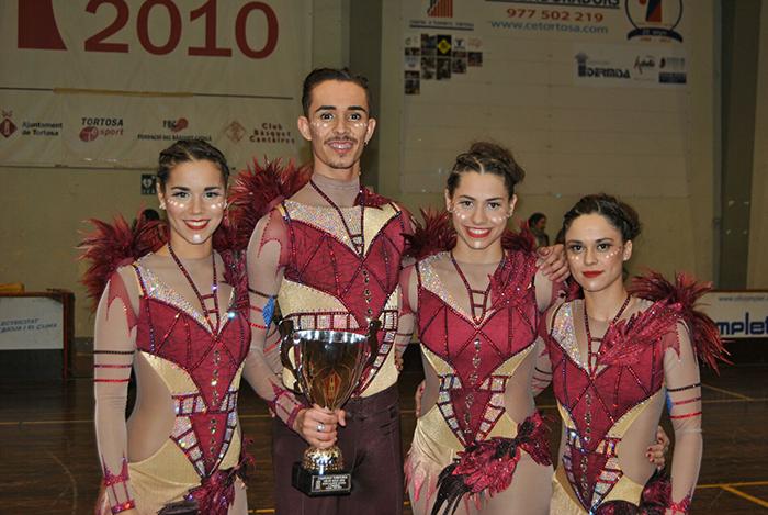 El Cuarteto de Reus se proclama campeón territorial de Tarragona