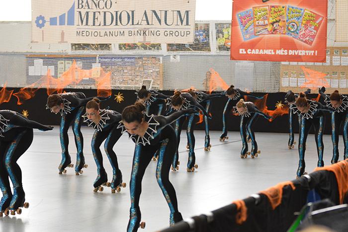 Peta Zetas colabora en el Festival d'Estiu de Patinaje en Mataró