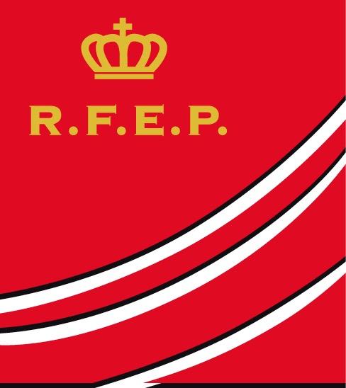 Logo de la Real Federación Española de Patinaje