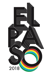 Logo de la fiesta universitaria El Paso 2k18 de la universidad ELISAVA donde los Alumnos de 2do celebran su paso a la segunda mitad de su vida universitaria, en este año el popping candy Peta Zetas estará presente en el evento.