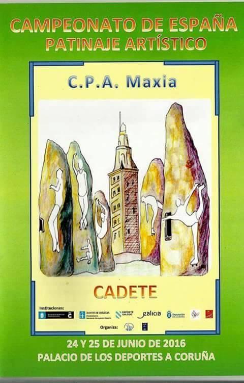 Poster-Campeonato-España-Cadete