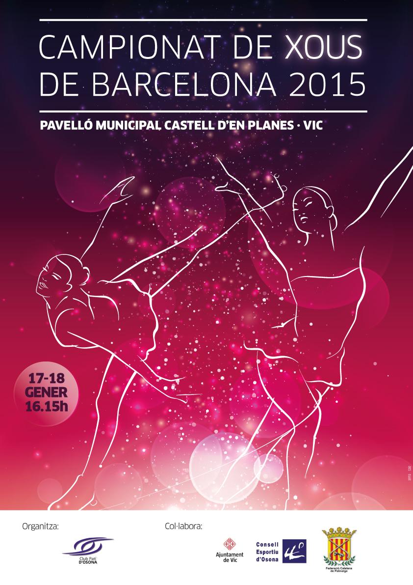 Skating Shows championship of Barcelona sponsored by Peta Zetas
