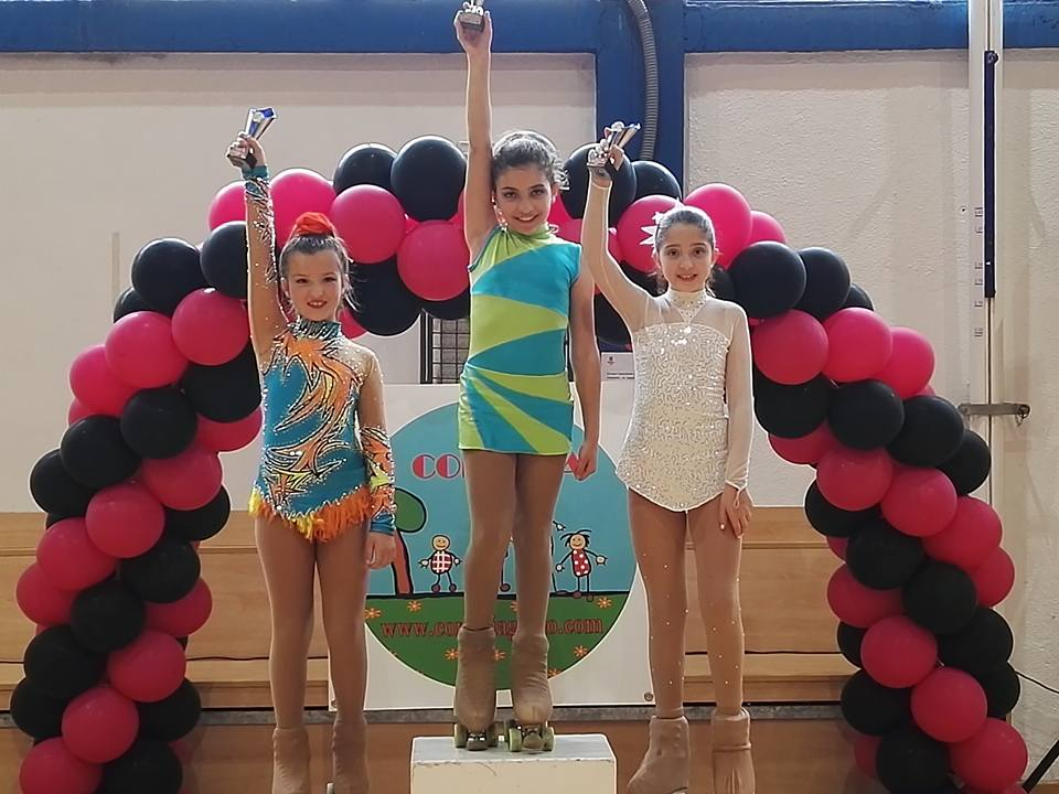 Ganadoras de trofeo internacional Ciudad Getxo patrocinado por Peta Zetas