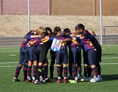 XI Campeonato Memorial Antoni Bosch FC Barcelona