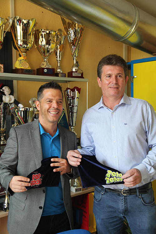 sponsorship agreement of pop rocks and skating club of olot