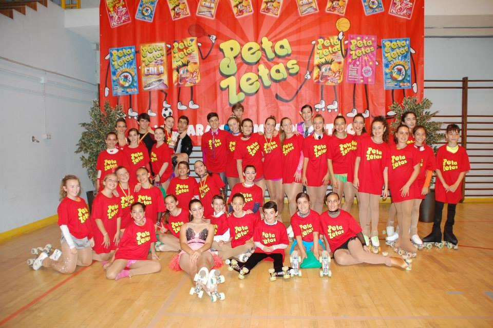 Campeonato España Solo Danza patrocinado por Peta Zetas