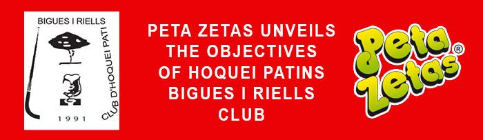 Peta Zetas y Bigues i Riells