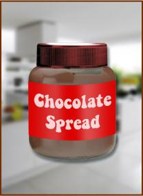 Pop Rocks ingredinet for chocolates