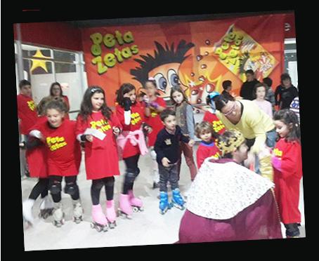 Éxito y diversión en la fiesta del niño y Peta Zetas