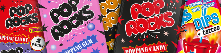 gama productos pop rocks