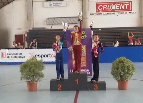 ganadoras-campeonato-patinaje-cataluña-2