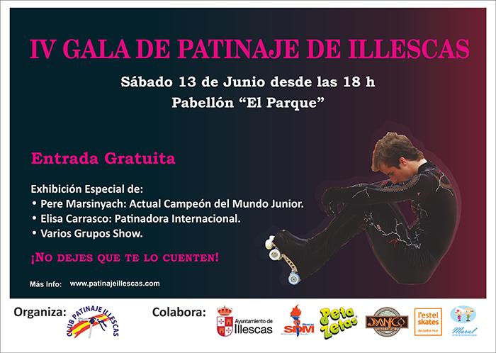 Illescas Artistic Roller Skating Gala