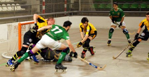 Jugadores Cerdanyola Club Hockey