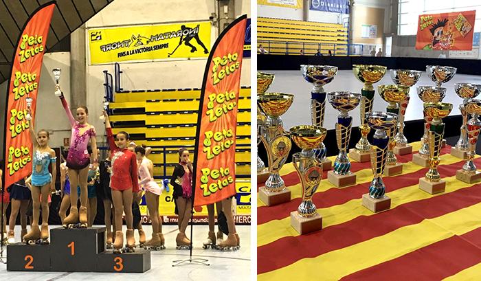 Ganadores y premios del Trofeo Criterium Maresme Peta Zetas