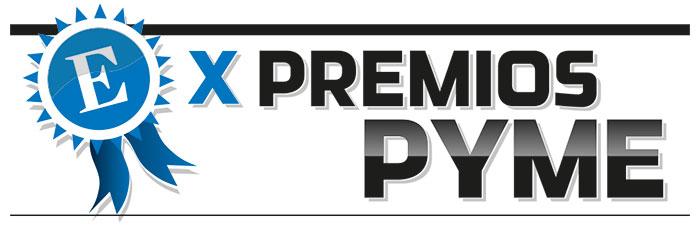 logo oficial de los premios pyme 2014 Zeta Espacial