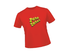 Popping Candy merchandising camisetas