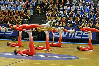 El PA Maçanet y el CPA Olot subcampeones del Campeonato de grupos show patrocinado por Peta Zetas