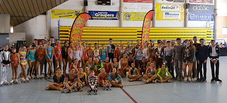 Participantes de Criterium Maresme trofeo Peta Zetas