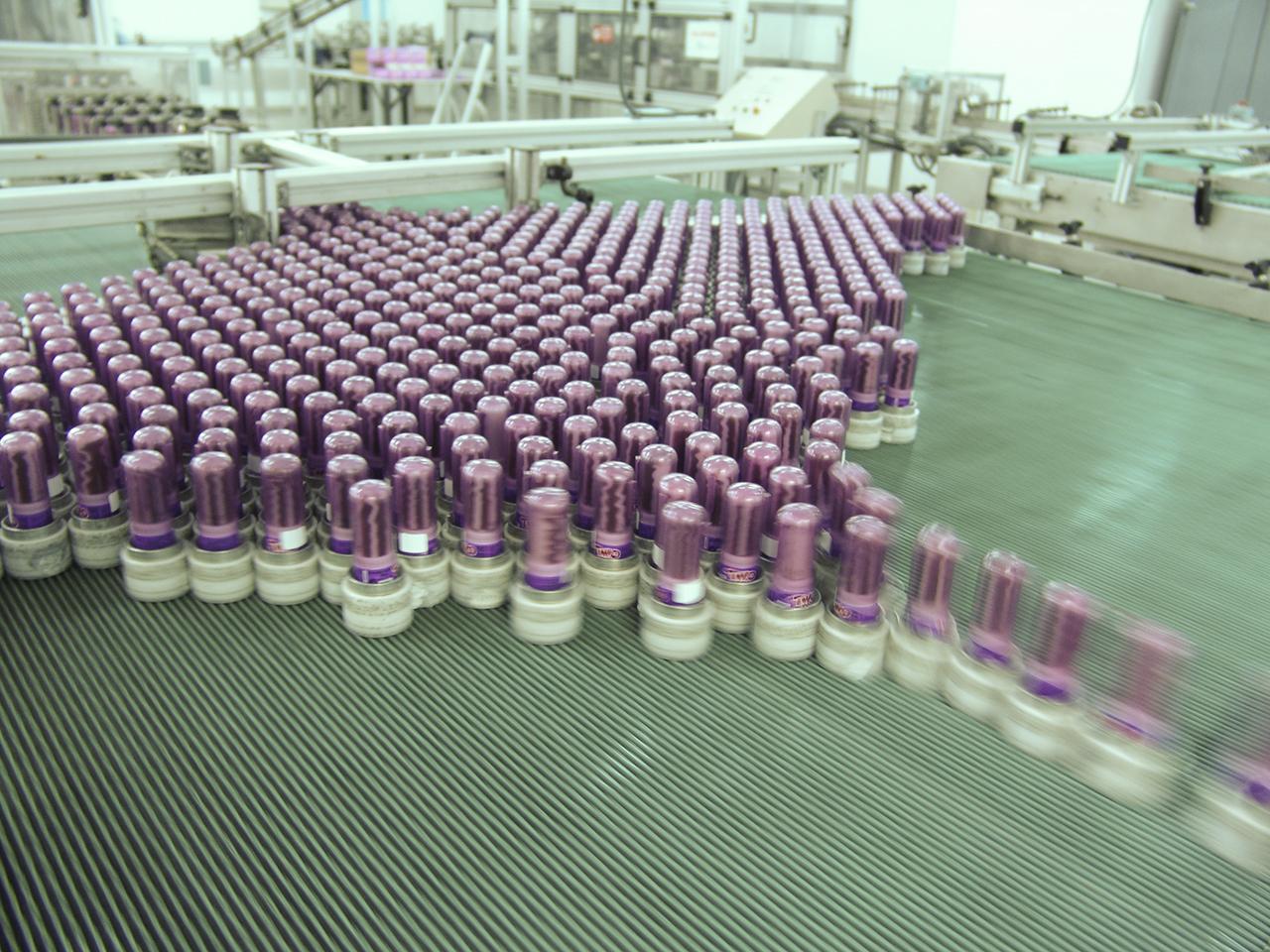 Peta Zetas Manufacturing