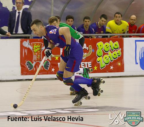 Peta Zetas patrocina la Copa del Rey sobre patines.
