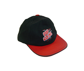 Pop Rocks merchandising cap