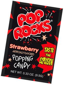 Pop Rocks unidad