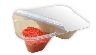 Pop Rocks ingredient yogurts