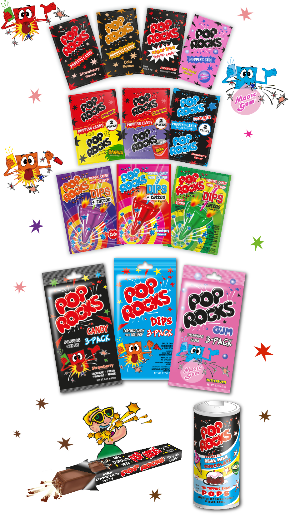 productos pop rocks
