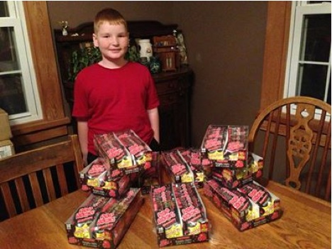 Pop Rocks donation