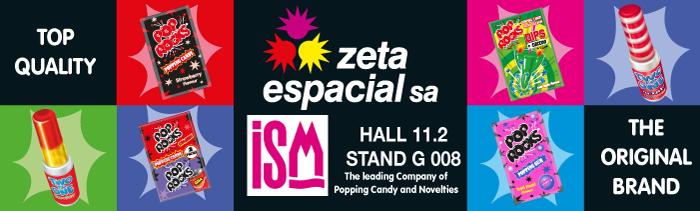Zeta Espacial participa en ISM 2018